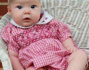 10 Colors, Eyelet Flower, White Baby Headband, Newborn Headband, Baby Headband, White Hair Bow