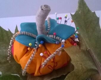 Pumpkin's Pincushion