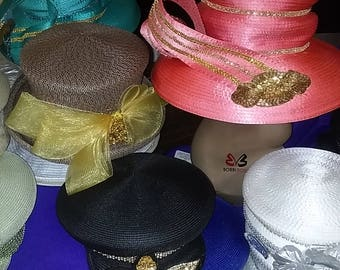 ALL RUBYS HATS