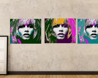 Art pint Print on canvas Modern print Modern art art decor Wall decor