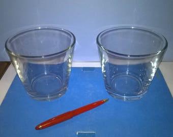 (67) set of 2 ice bucket