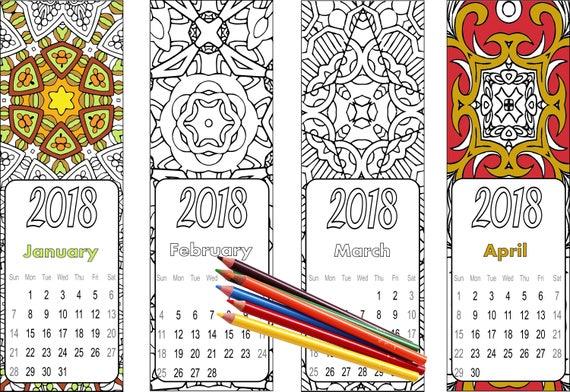 2018 para colorear - Selo.l-ink.co
