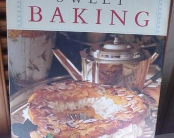 Victoria Cookbook Sweet Baking Hardback with dust jacket Hardbound 90s Victoria Magazine Dessert Baking
