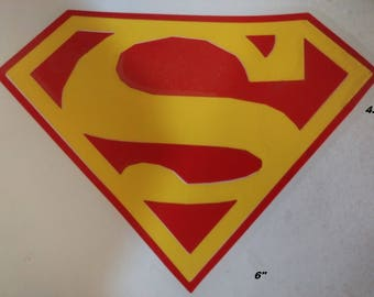 Superman Decal