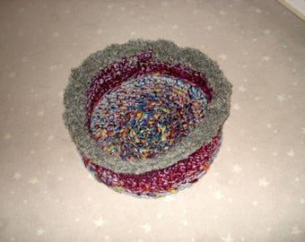 Cat Basket Crochet