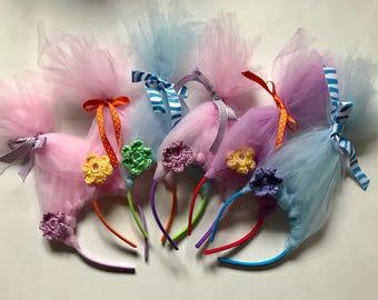 Fairy Tulle Headband