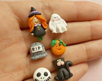 Halloween Earrings Pumpkin Orange Earrings Halloween Jewelry Fall Earrings Halloween Sale Pumpkin Earrings Kids Earrings -