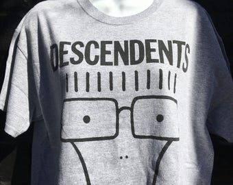 The Descendents Band Tee