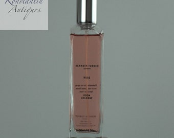 100ml Kenneth Turner London Rose Luxury Room Cologne great for Antique store