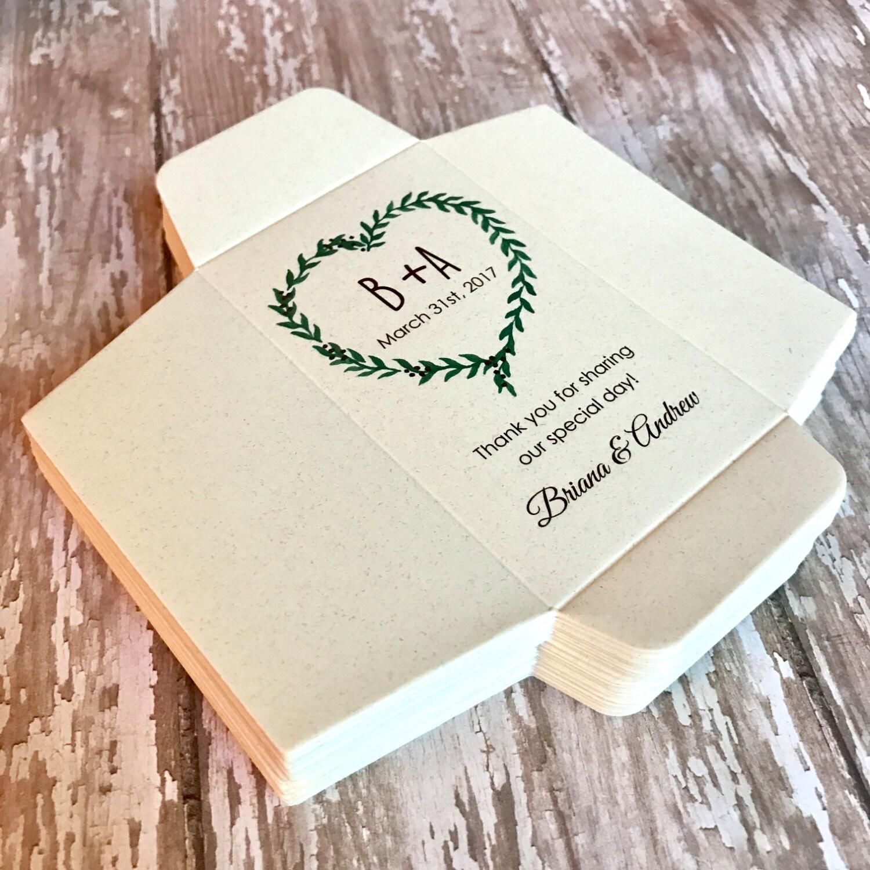 DIY Custom Seed Packets, Custom Envelope, Kraft, Personalized ...