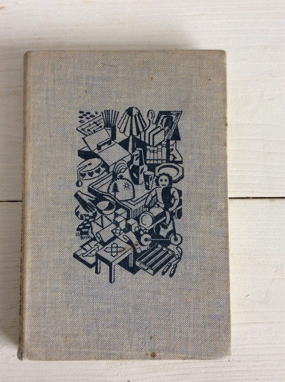 40s vintage craft book odhams gifts you can make yourself solutioingenieria Choice Image