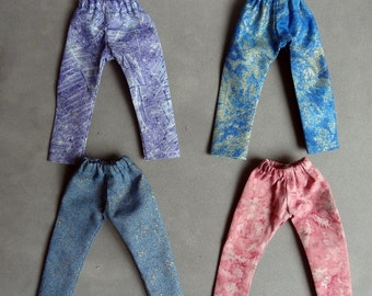 Various Coloured Trousers/Pants for Makie Doll