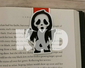 Magnetic Bookmark . Phone calls and Murder