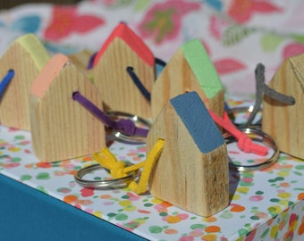Key House wood