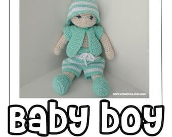 Handmade baby boy