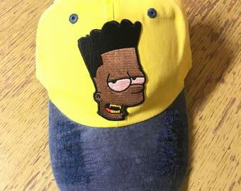 Bart Simpson Dad Hat