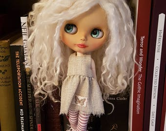 SOLD to Allison (final payment) - Custom Blythe doll