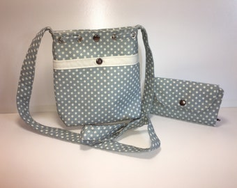 Cross Body Bag and Matching Phone/Wallet