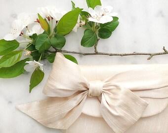 Bridesmaids Clutch Purse, Bridesmaid Clutch Bag, Bridesmaid Purse, Gift for Bridesmaids, Bridesmaid Proposal, Bridesmaid Ask. Gift Bag