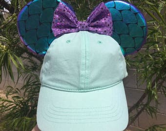 Magical Mermaid Mouse Ear Hat
