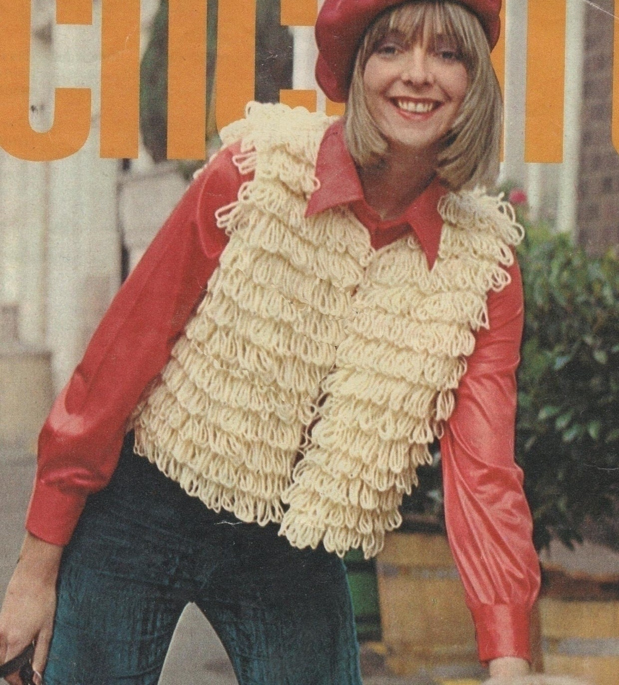 ALMOST FREE Instant PDF Download Vintage Row by Row Knitting Pattern ...