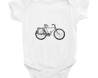 Bike Baby Bicycle Onesies Hipster Onesies Hipster Baby Clothes  Tintabybulka Baby Shower Gift Trendy Baby Bicycle Bodysuit Baby Girl Gift