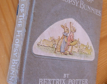 1937 the tale of the flopsy bunnies