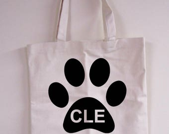Dog Life in CLE Natural Tote Bag