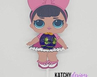 LOL Lollypop Holder