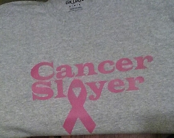Cancer Slayer Shirt