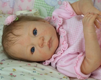 Jeremiah Reborn Doll Kit  BY renowned doll Artist  A. Stoete