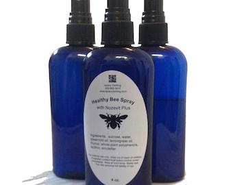Healthy Bee Spray with Nozevit Plus 4 oz.