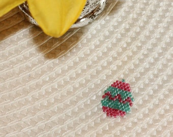 Easter egg in brickstitch customize