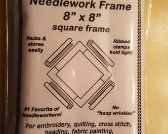 Q Snap 8x8  Needlework Frame SF8