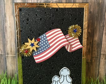 Fourth of July 4th of July Lawn Fawn July 4th Independences Day Holiday Card