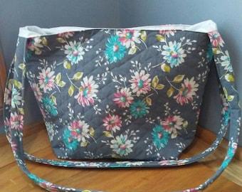 Beautiful floral bag