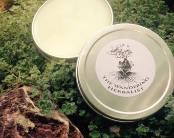 Rosemary & Thyme  ~anti-fungal and healing salve~