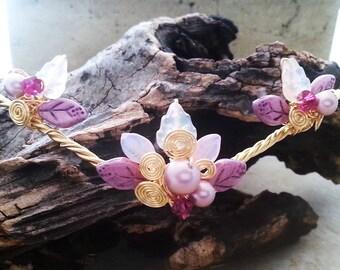 Pink Fairy Tiara Princess Nadia Circlet Crown