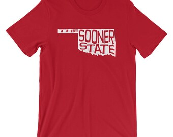 Oklahoma T-Shirt - The Sooner State