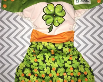 St. Patty's Day Cloth Diaper Covers