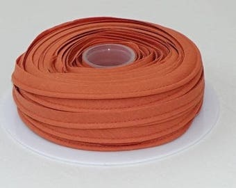 3 M TAPE PIPING COTTON RUST / COPPER 10MM