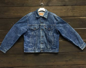 Vintage 80s Levis Denim Jacket