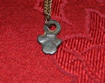 Bronze Roman Mount Necklace, 2nd to 3rd century