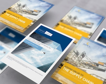 Design Stunning Professional Brochure A4/A5 or Trifold or Flyer