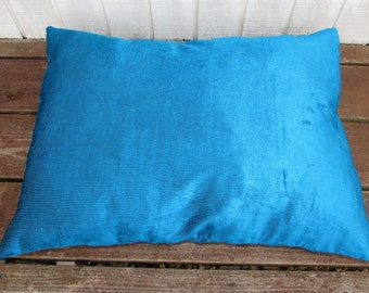 Pet Bed, 24 x 19 Duvet Cover, Turquoise Corduroy Canine Cloud Dog Bed Cover, Pet Furniture, Gift, Dog Bed
