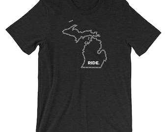 Michigan Ride Tee