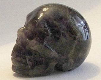 50mm Amethyst Skull