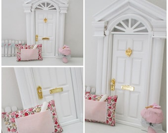 Door fairy, Pixie or mouse teeth, magical door!
