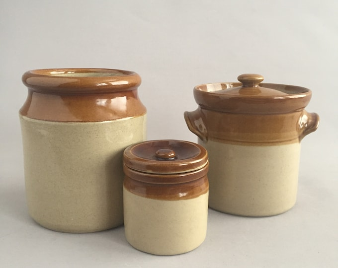 Stoneware kitchen set
