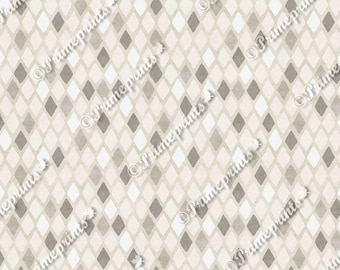 Clear Diamond Tiles Background